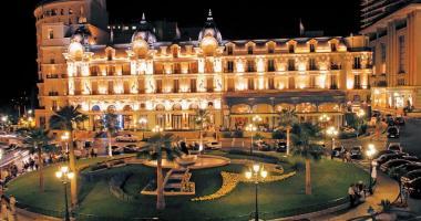hotel de paris luxury holiday monaco