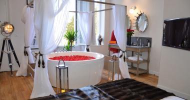 boutique hotel Bordeaux suite