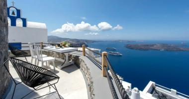 santorini luxury vacation rental