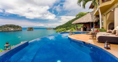 Luxury boutique villa Puerto Vallarta