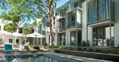south africa hotel with pool luxury accommodation