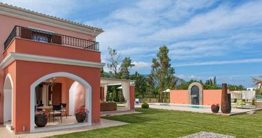 outstanding vacations villa corfu