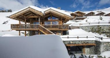 Luxury Chalet Sirocco in Verbier, 4 Valleys, Swiss Alps