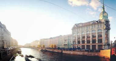 river view st.petersburg juniour soul kitchen hostel