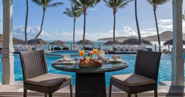 luxury exotic destination st barts villa