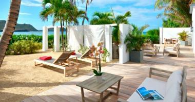 saint barts vacation luxury