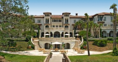Visit the best colonial style hotel The Cloister at Sea Island, Georgia