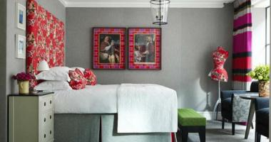 luxury design elegant british hotel London