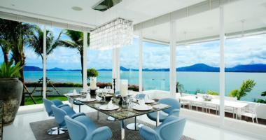 gorgeous luxury exotic villa thailand